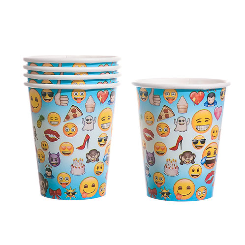 Happy Emojis Cups