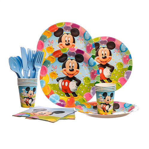 Mickey Mouse Party Set