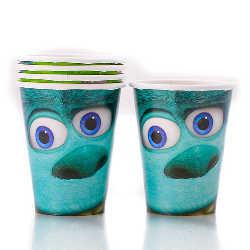 Monsters University Paper Cup