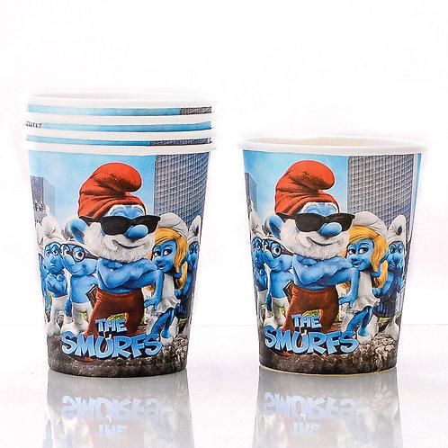Smurfs Cups