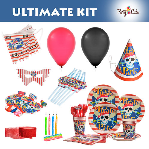Pirates Ultimate Party Set