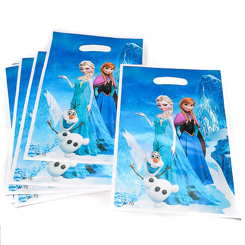 Frozen Gift bags ( 6 Pack)