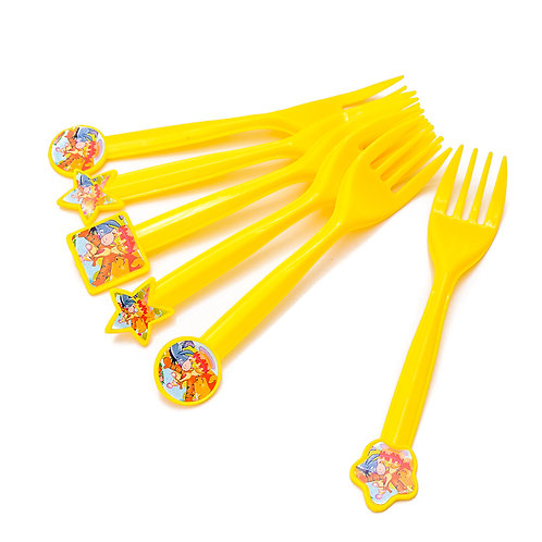 Winnie the Pooh Forks