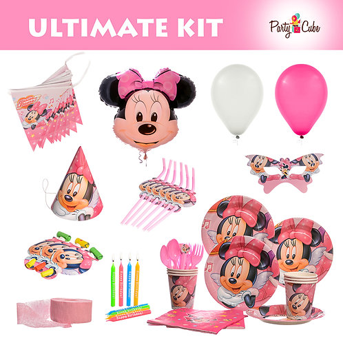 Minnie Mouse Ultimate Party Set