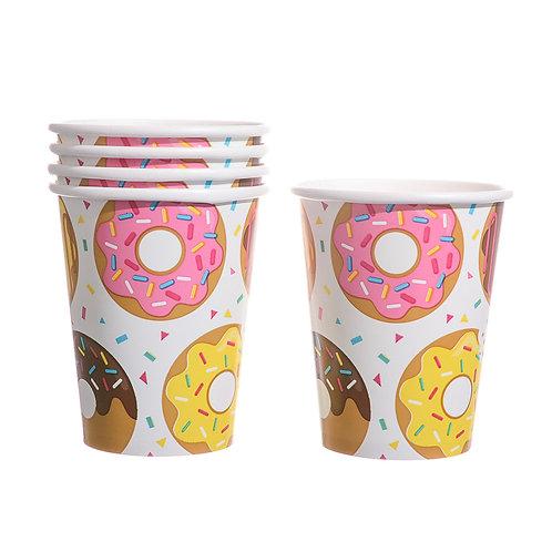 Doughnut Paper Cup