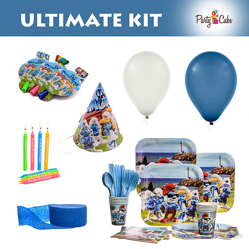 Smurfs Ultimate Party Set