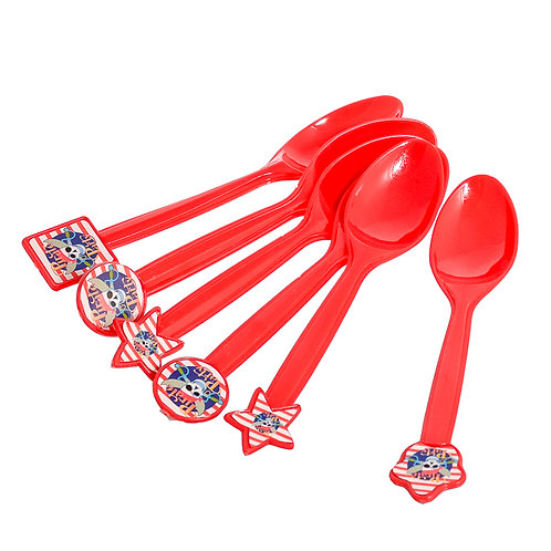 Pirates Party Spoons