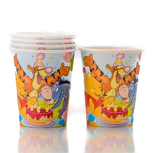 Winnie the Pooh Cups