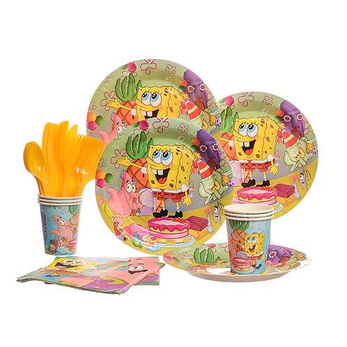Sponge Bob Party Set