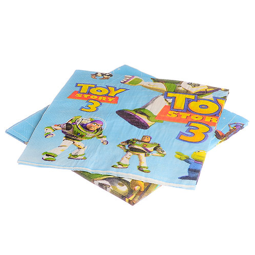 Toy Story 3 Paper Napkins