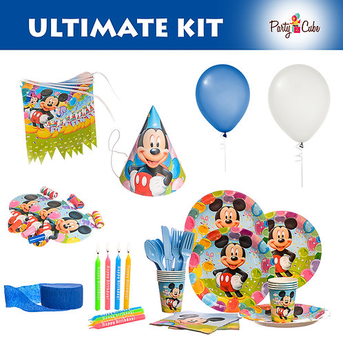 Mickey Mouse Ultimate Party Set