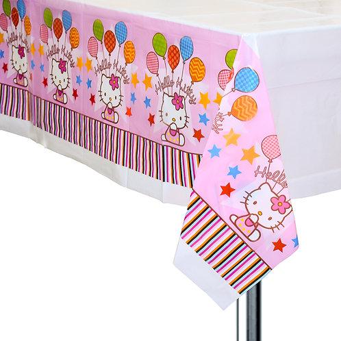 Hello Kitty Rainbow Table Cover