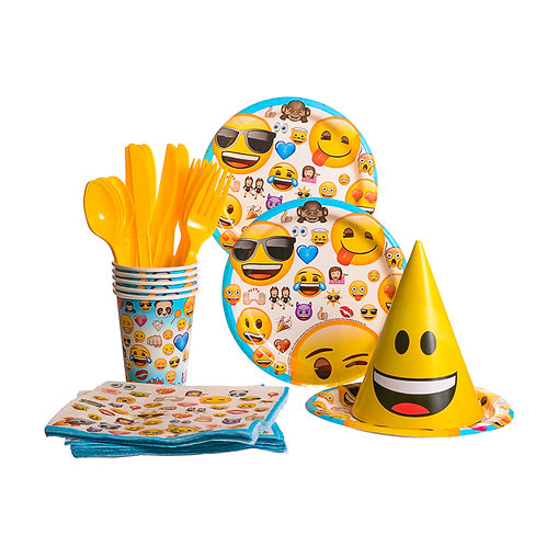 Emoji Party Set