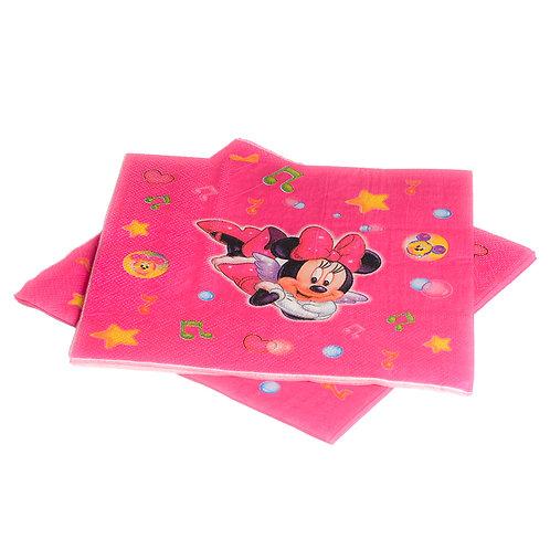 Minnie Mouse Napkins