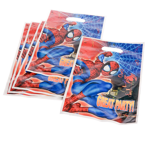 Spiderman Gift Bags