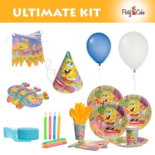 Sponge Bob Ultimate Party Set