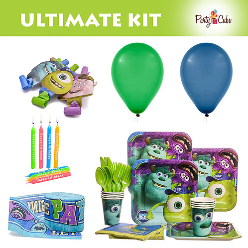 Ultimate Monsters University Party Set