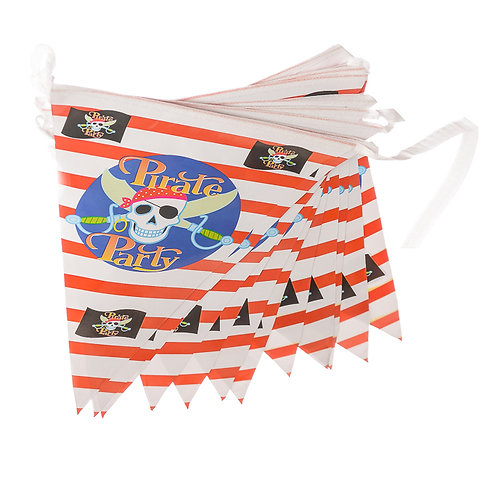 Pirates Party Flags