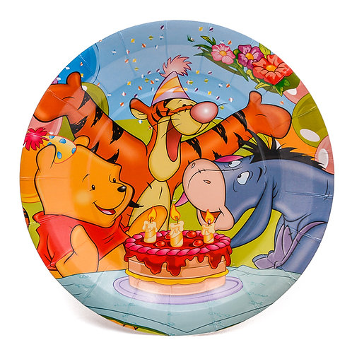 Winnie The Pooh Plate