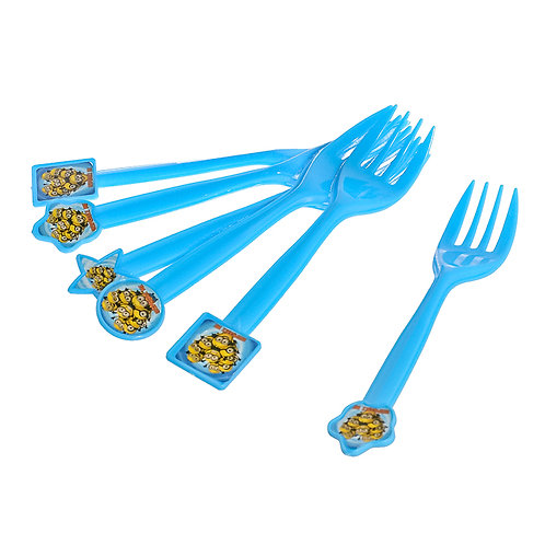 Despicable Me 2 Forks