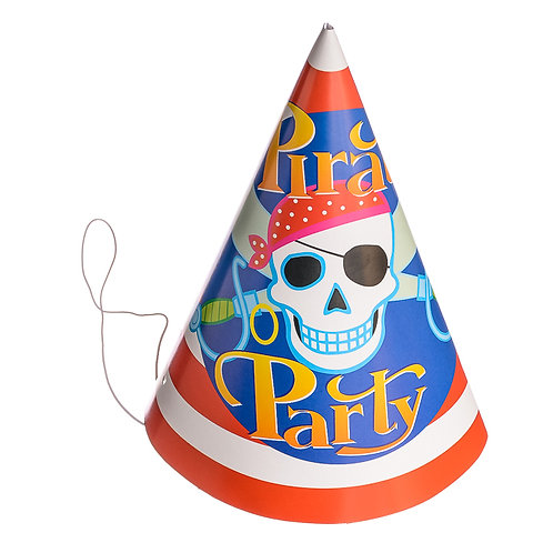 Pirates Party Hats