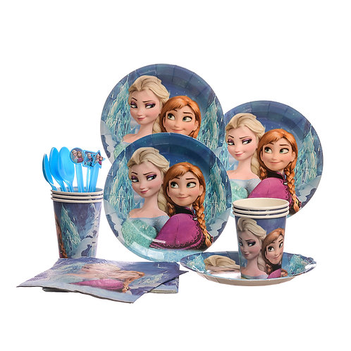 Frozen Theme Set