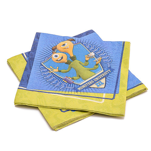 Monsters University Lunch Napkins