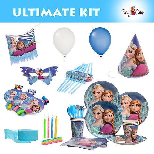 Frozen Ultimate Birthday Kit