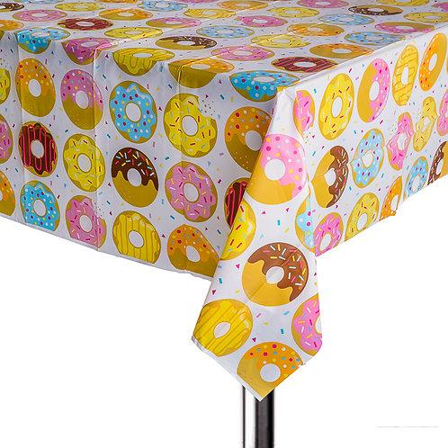 Doughnut Party Table Cover