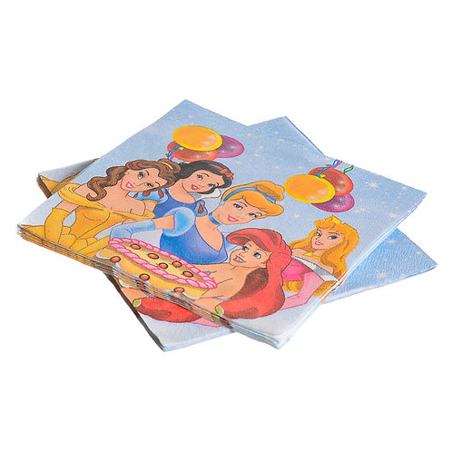 Disney Princesses Paper Napkins
