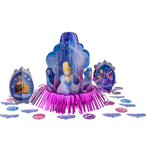 Cinderella Centerpiece Set