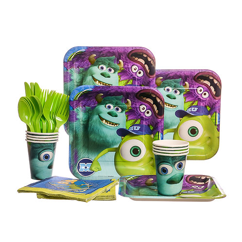 Monsters University Theme Set