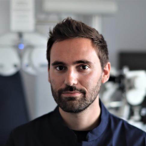 Intégration du Dr Asselineau à l'équipe médicale. Juillet 2019