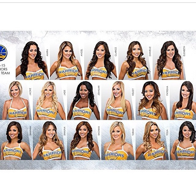 VanityLounge is proud to announce we will be part of the #goldenstatewarriorgirls glamsquad this 201