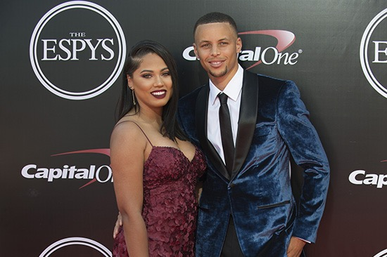 Ayesha Curry THE ESPYS 2016
