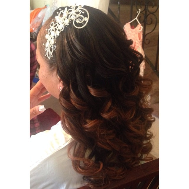 Vanity Lounge Hair #malaysiannaturalwave _16inch and 18inch _#bayareaweddinghair #vanitylounge #baya