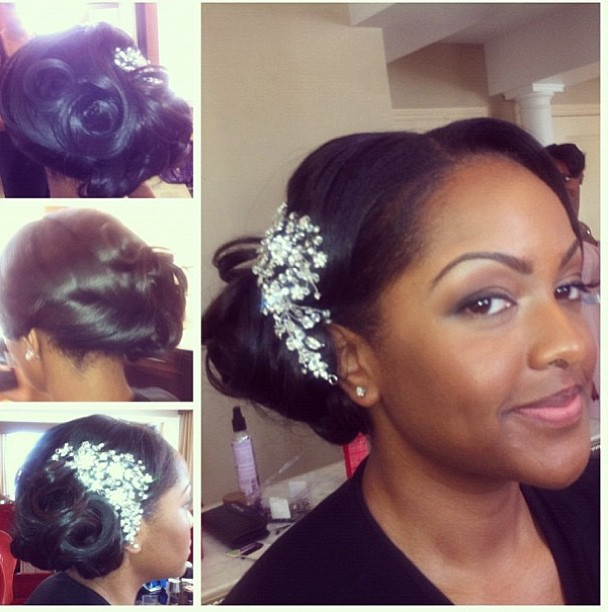 Up do #wedding #hair #prom #pretty #shessovain #vanitylounge