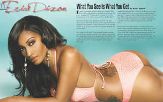 Erica Dixon (VH1 Love & Hiphop ATL)
