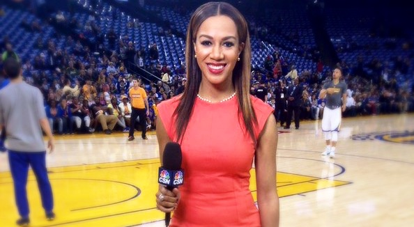 Ros Gold-Onwude (NBA Broadcaster)