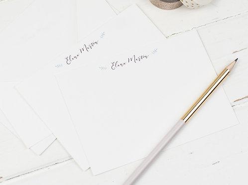 Bespoke Correspondence Cards