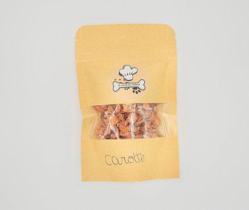 Friandise Carotte sèche