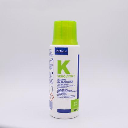 Shampoing Peau grasse, squameuse et malodorante