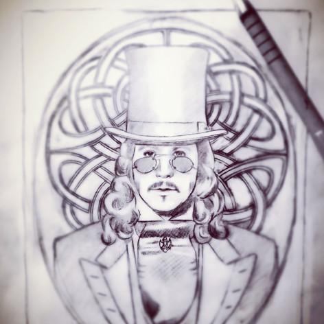 Dracula WIP#1