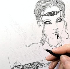 The Norns WIP#1