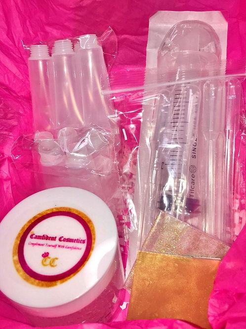 Lip Gloss Squeez Tube Start  Kit