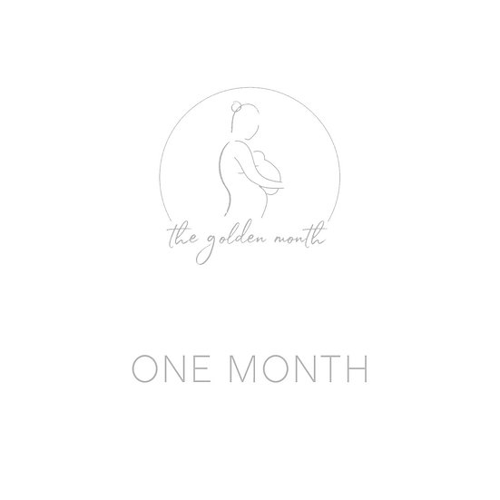 One Month Care Bundle