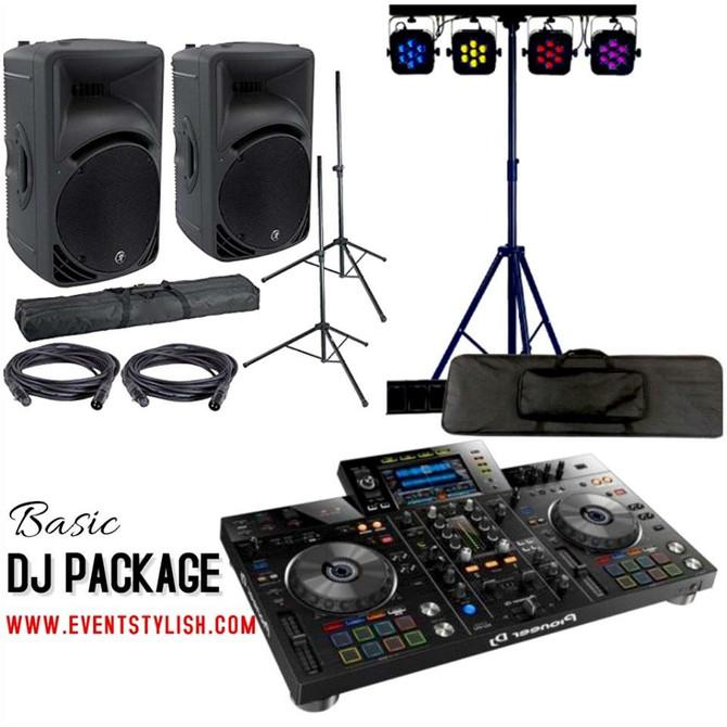 Best DJ Packages in Dubai, UAE