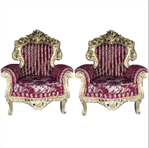 Wedding Throne Chair for Him & Her