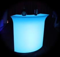 LED corner Bar