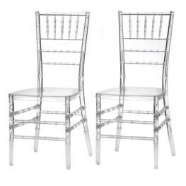Acrylic Chiavari Chairs